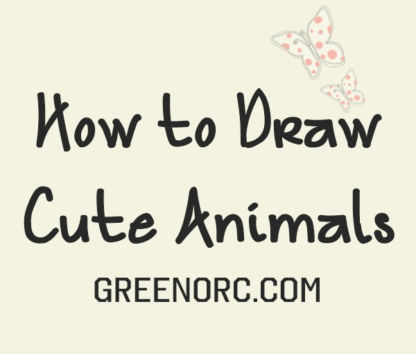 How to draw Cute Animals (1)
