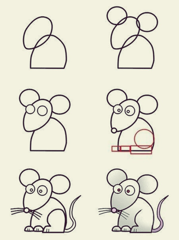 How to draw Cute Animals (4)