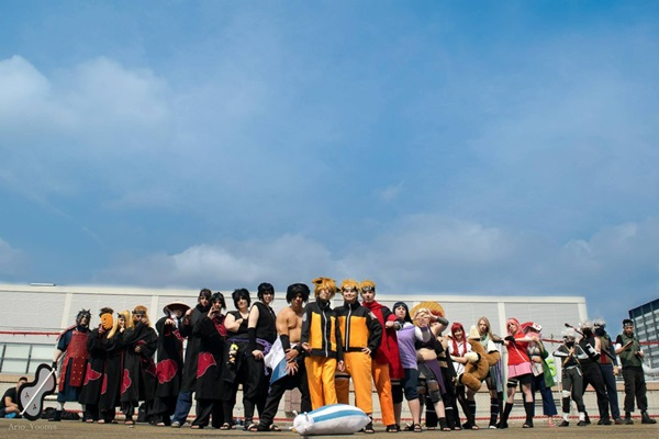 Classic Naruto Cosplay Ideas and Outfits (10)
