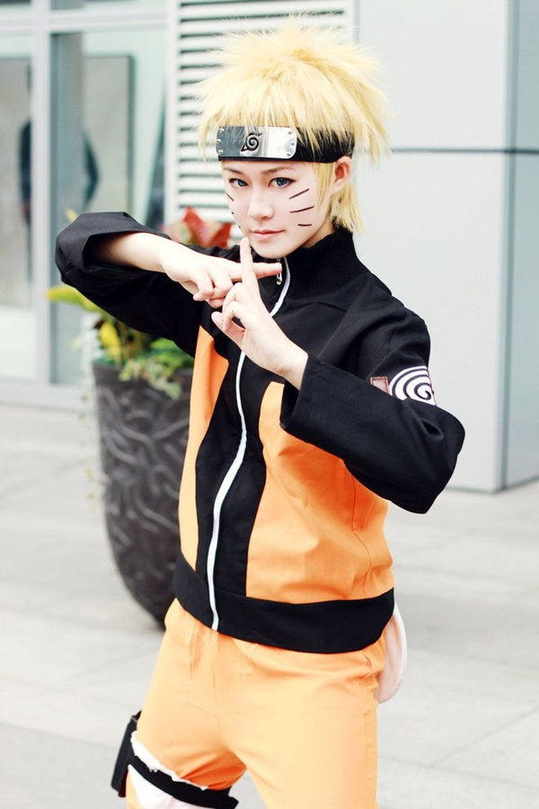 Classic Naruto Cosplay Ideas and Outfits (38)