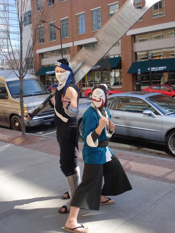 Classic Naruto Cosplay Ideas and Outfits (41)