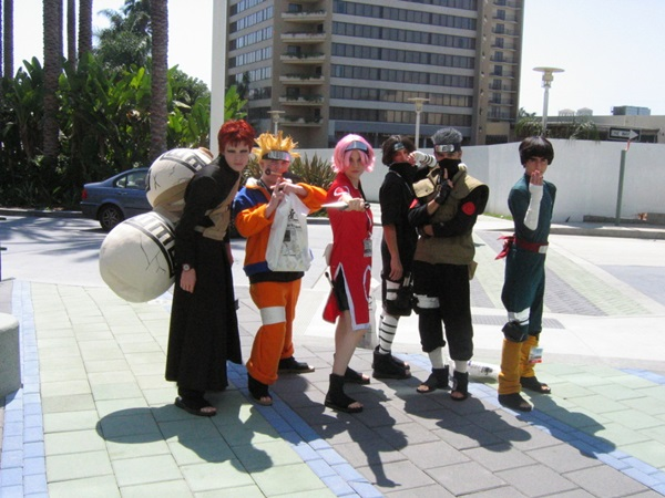 Classic Naruto Cosplay Ideas and Outfits (8)