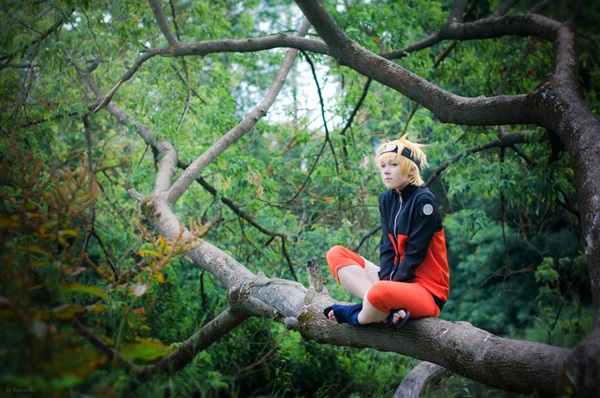 Classic Naruto Cosplay Ideas and Outfits (9)
