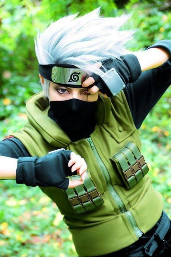 Classic Naruto Cosplay Ideas and Outfits (27)