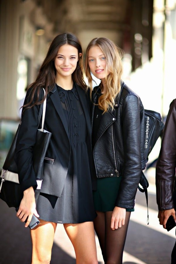All Black Outfits Ideas for Teens (35)
