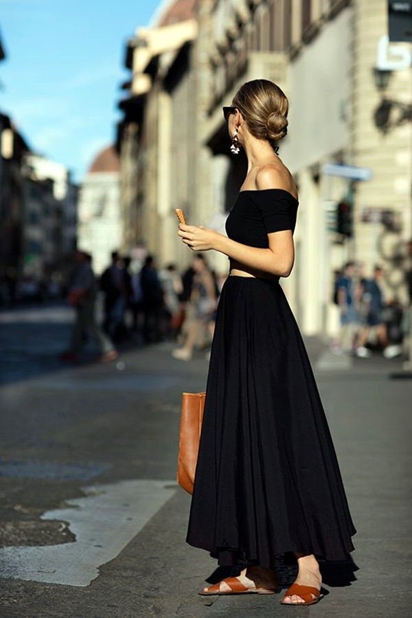 All Black Outfits Ideas for Teens (49)