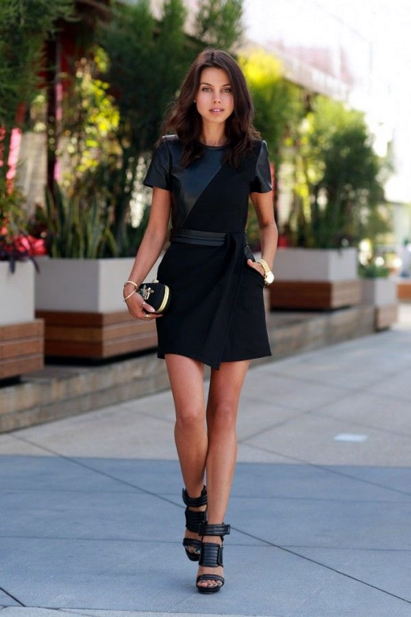All Black Outfits Ideas for Teens (55)