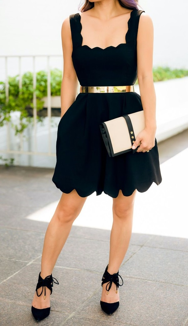 All Black Outfits Ideas for Teens (7)