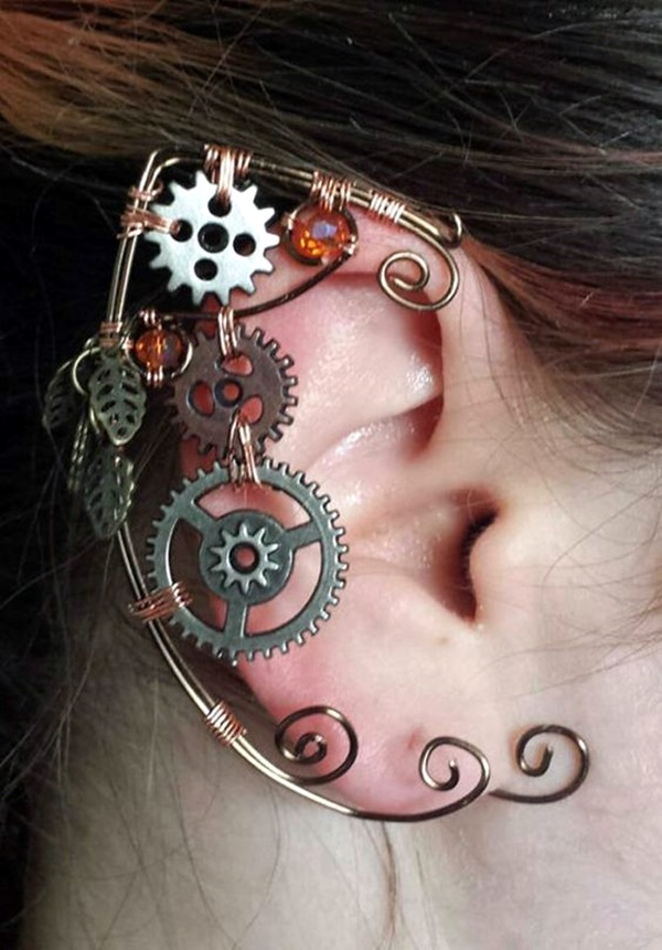 Insanely Gorgeous Examples of Cute Ear Piercing (2)