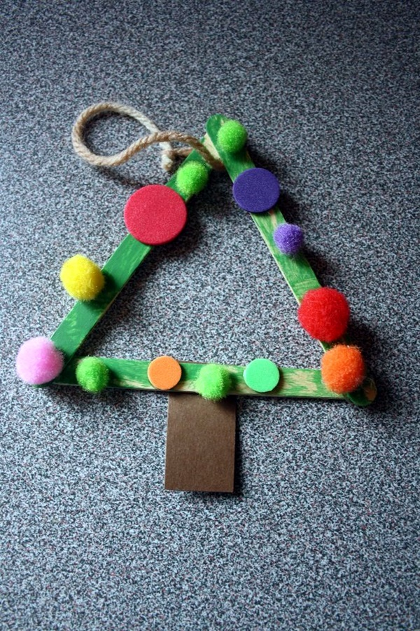 Christmas Craft Ideas For Kids (23)