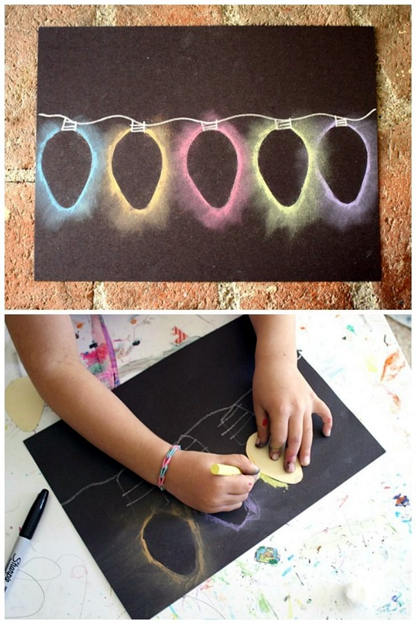 Christmas Craft Ideas For Kids (40)