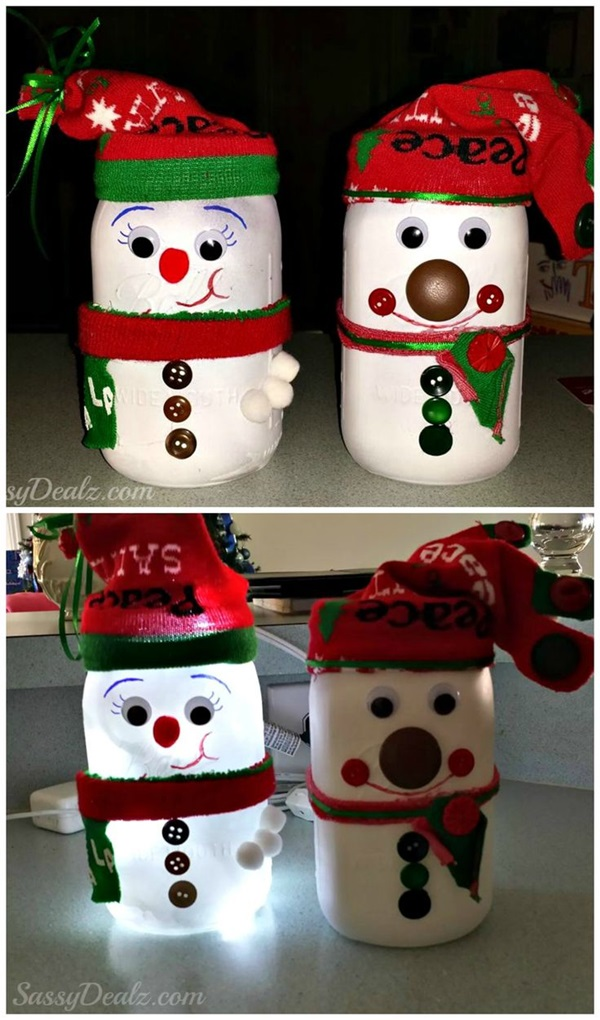 Christmas Craft Ideas For Kids (44)