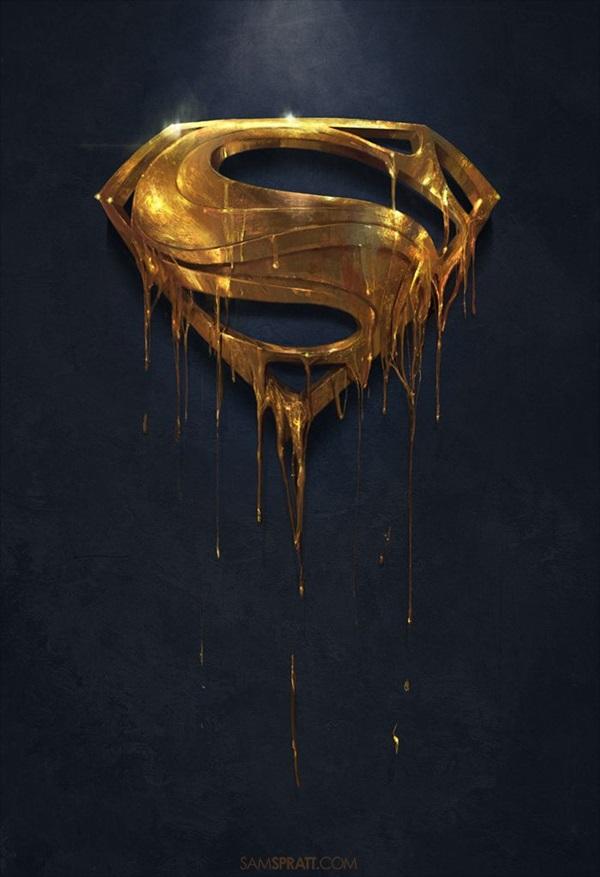 Examples of Superhero Minimalist Posters (5)