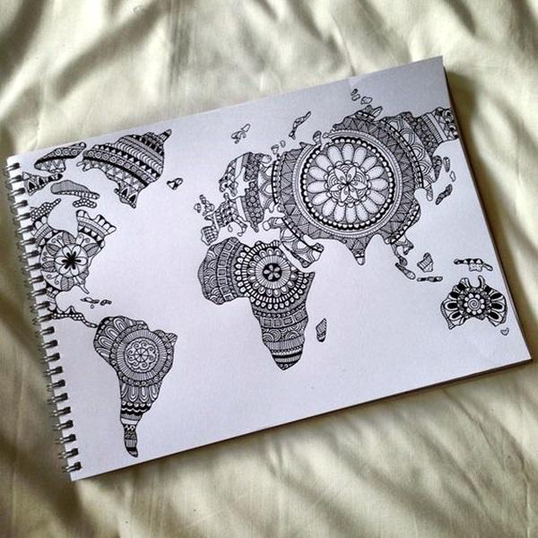 Doodle Art Tutorials (6)