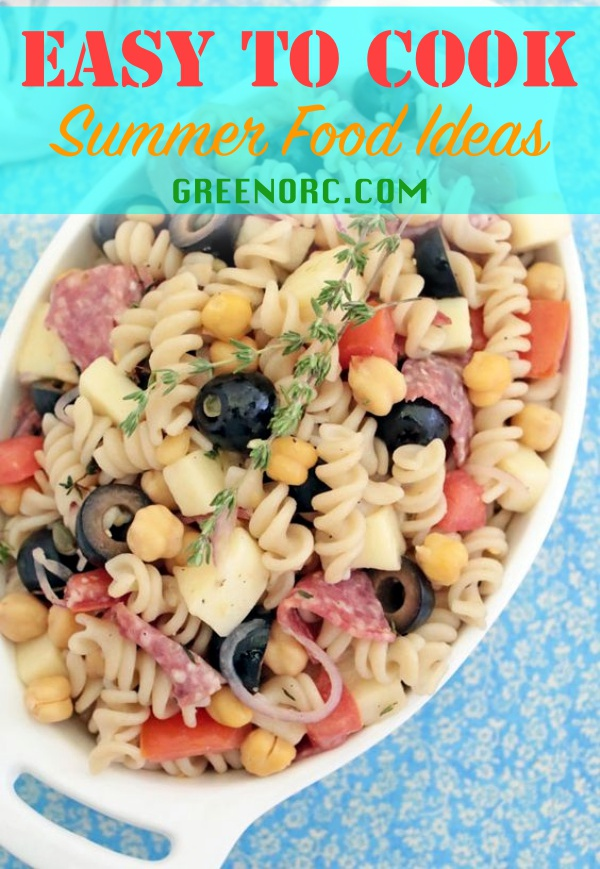 Easy To Cook Summer Food Ideas22