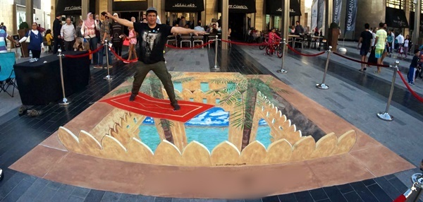 3D Street Art Know More about It (2)