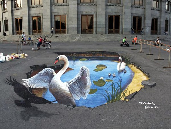 3D Street Art Know More about It (3)