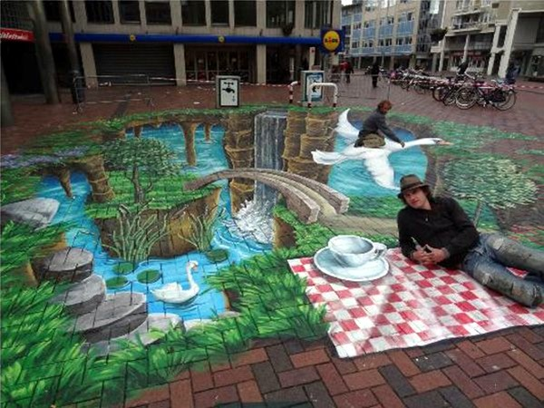 3D Street Art Know More about It (5)