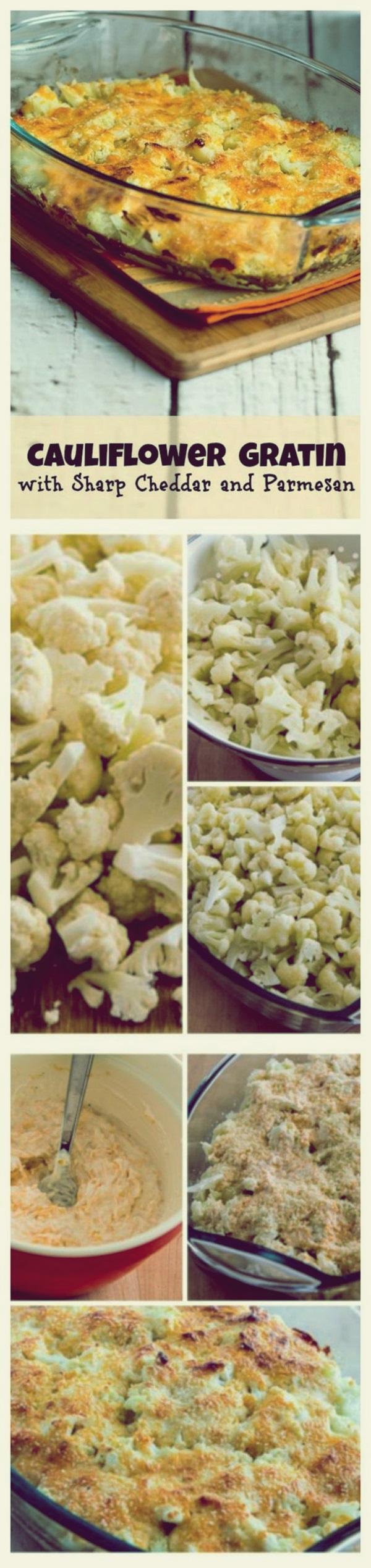 Ways To Use Cauliflower As A Low-Carb Replacement (1)