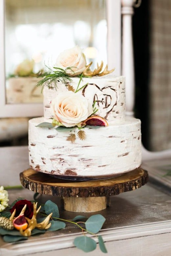 Wedding Anniversary Cake Ideas (24)