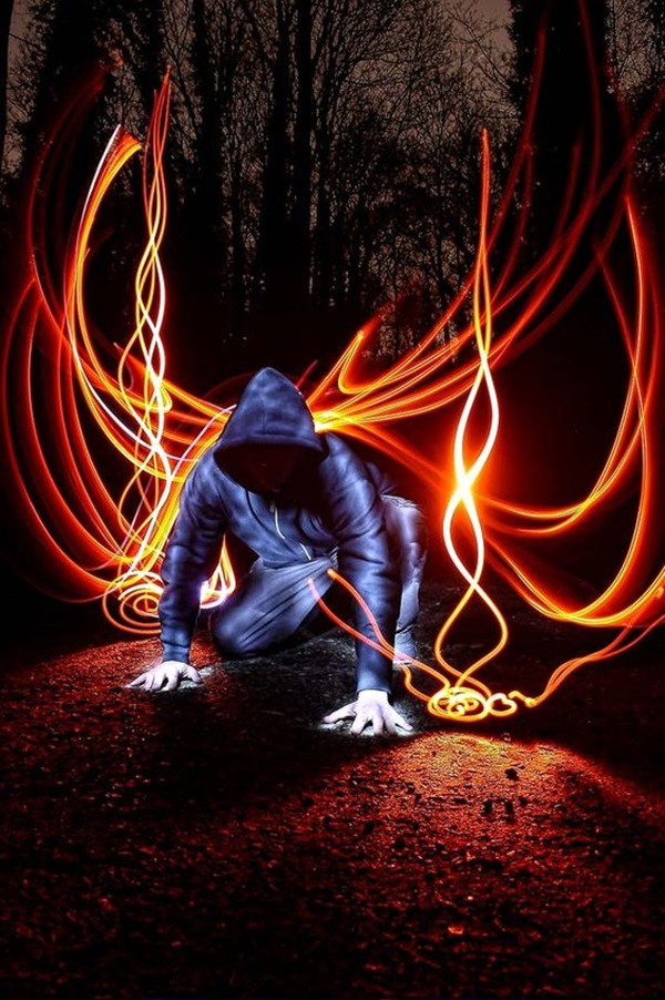 Light Painting The First Unique Art Form Of The 21st Century (2)