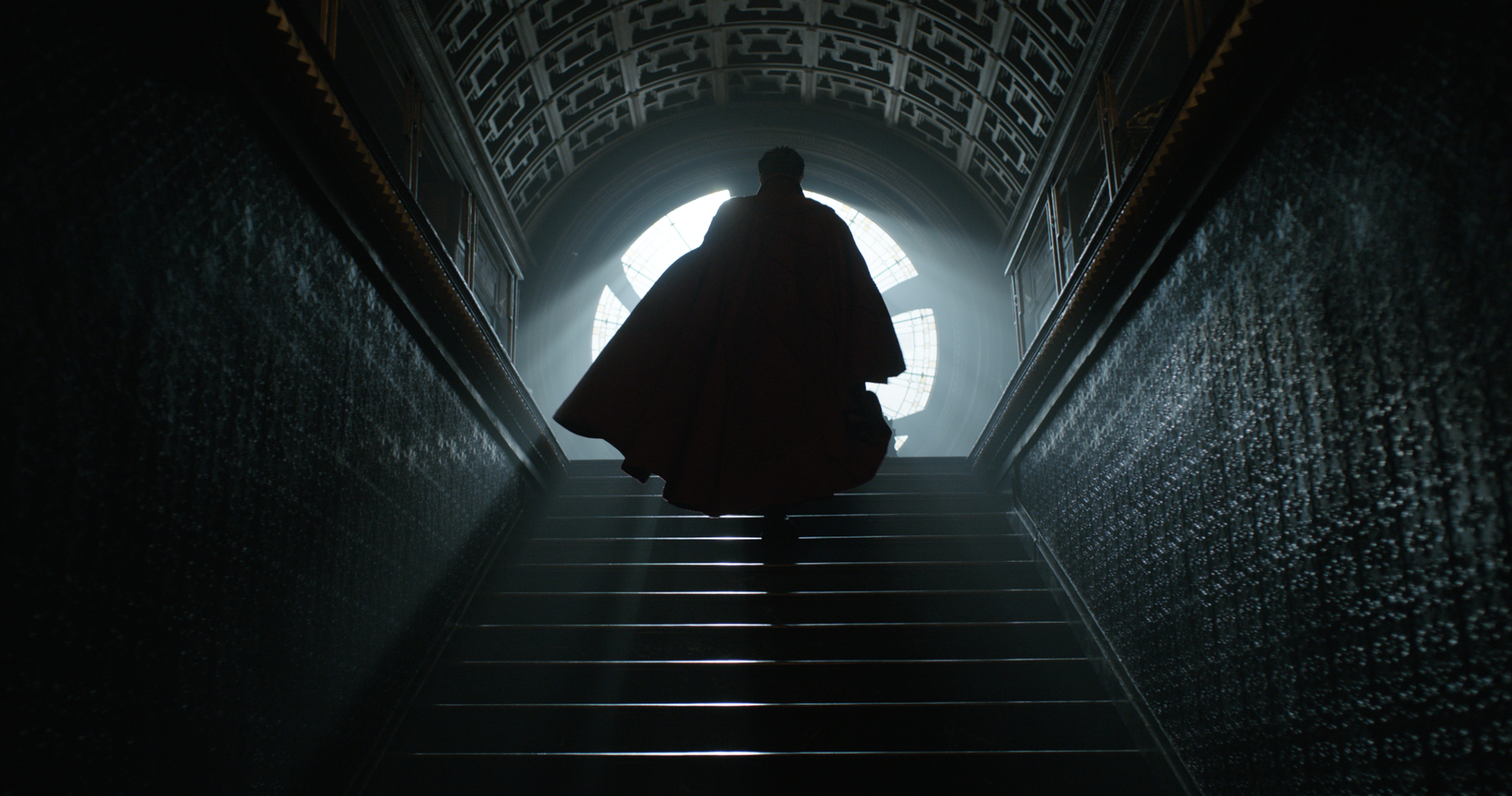 Mysterious Pictures of Doctor Strange Movie