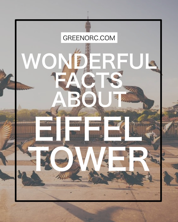 Wonderful Facts About Eiffel Tower
