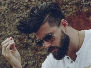 Sexy Hairstyles For Bearded Men
