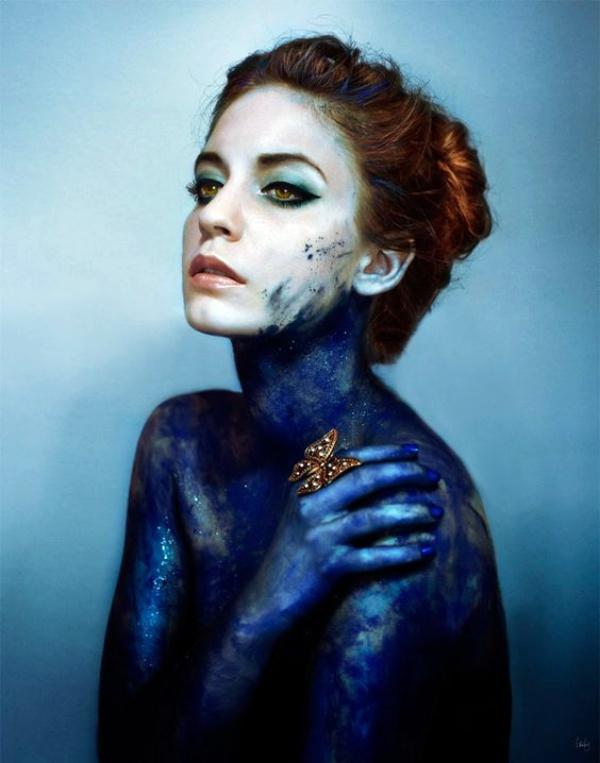 45 Conceptual Self Portrait Photography Ideas - Greenorc