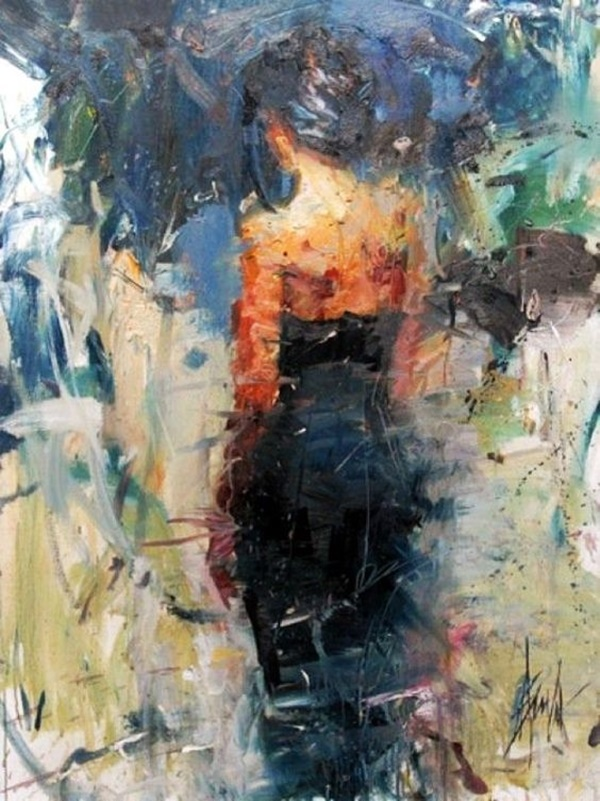 Artistic Abstract Painting Ideas for Beginners