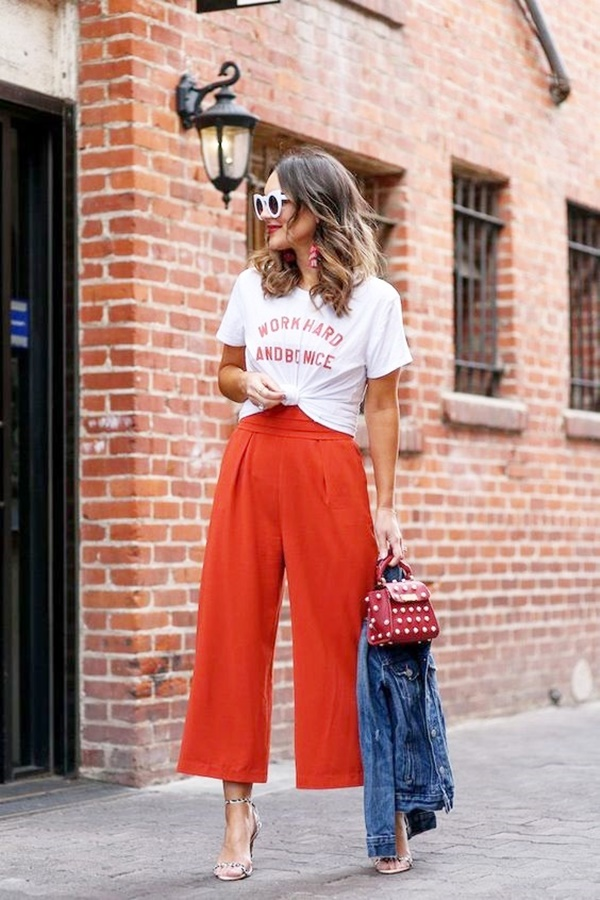 Comfortable Travel Outfit Ideas For Teen Girls