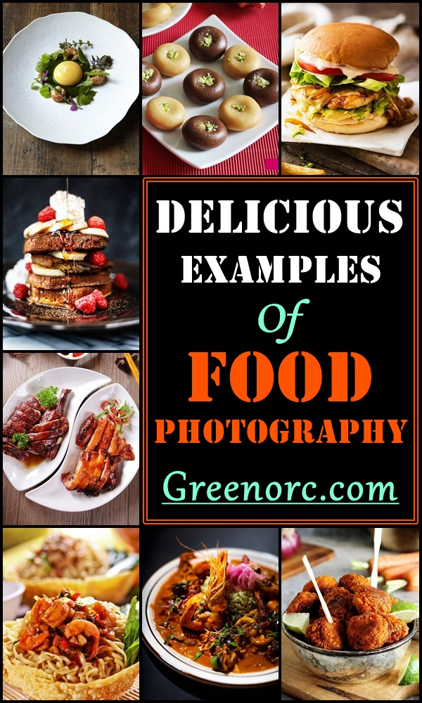 DeliciousExamples Of Food Photography