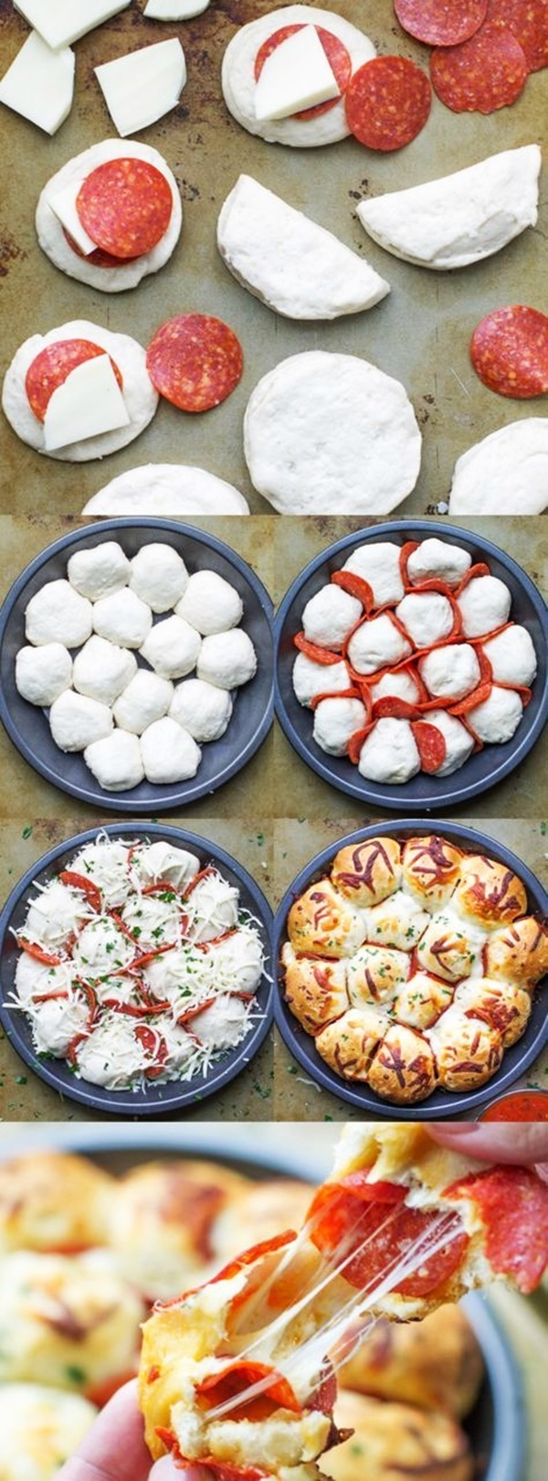DeliciousIdeas For Pizza Party With Recipes
