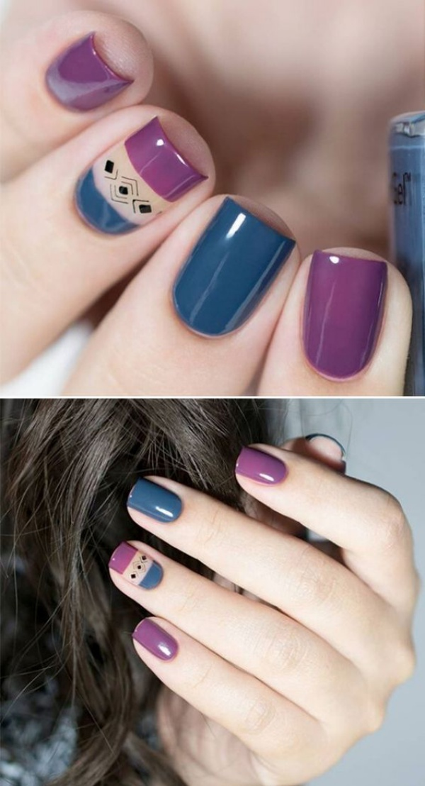Gorgeous Gel Nail Designs and Ideas