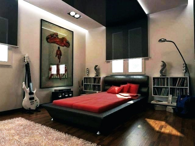 40 Modern And Smart Men Bedroom Ideas And Designs