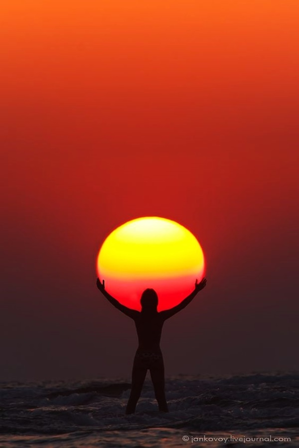 Peaceful Examples of Sunset Photography