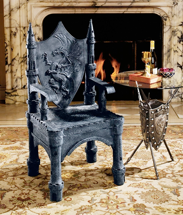 Game Of Throne Style Home Decor Ideas