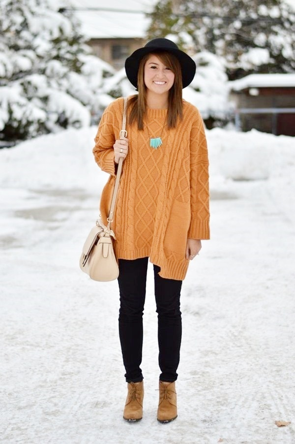 Hot Winter Outfits That Every Girl Needs for Her Wardrobe
