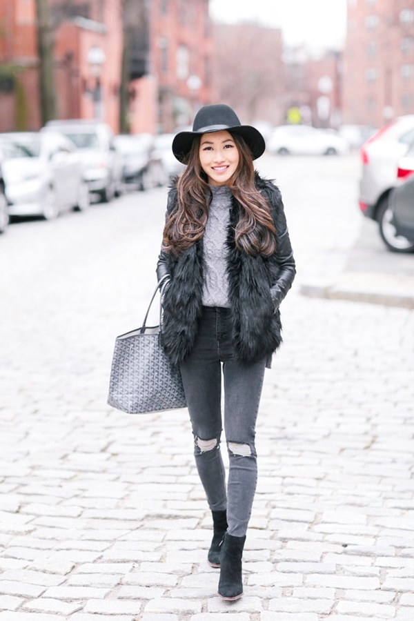 Non-Boring Casual Business Attires for Winter To Try