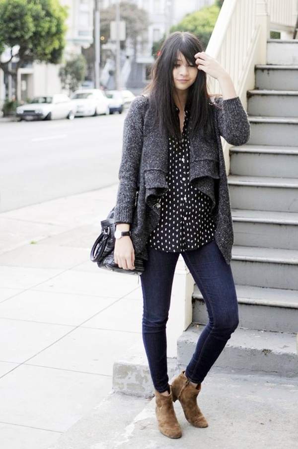 Romantic Winter Date Night Outfits For You