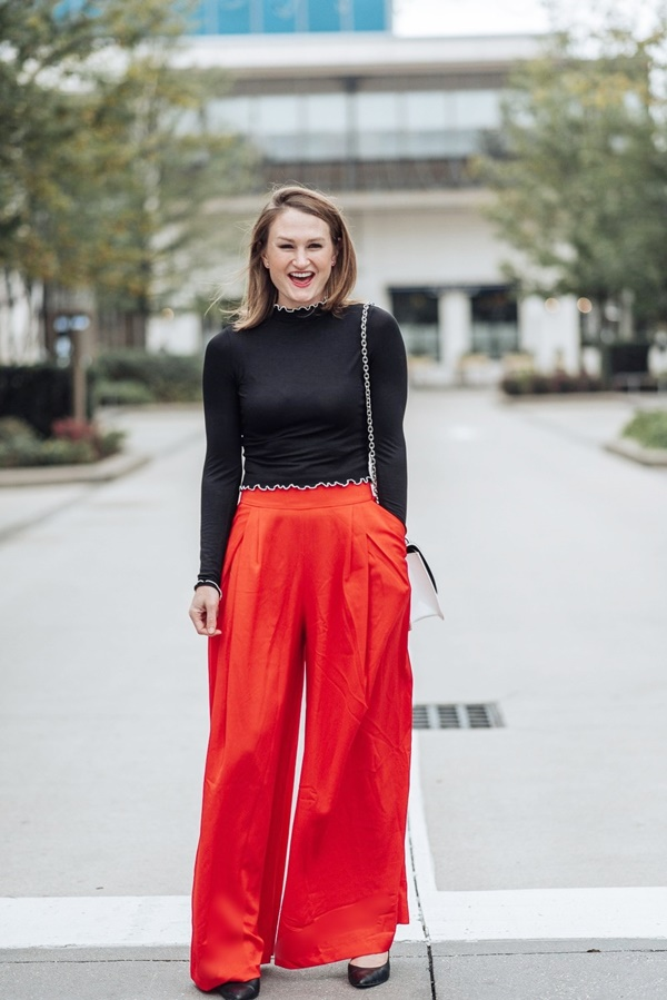 Hot Red Outfit Ideas To Steal Hearts