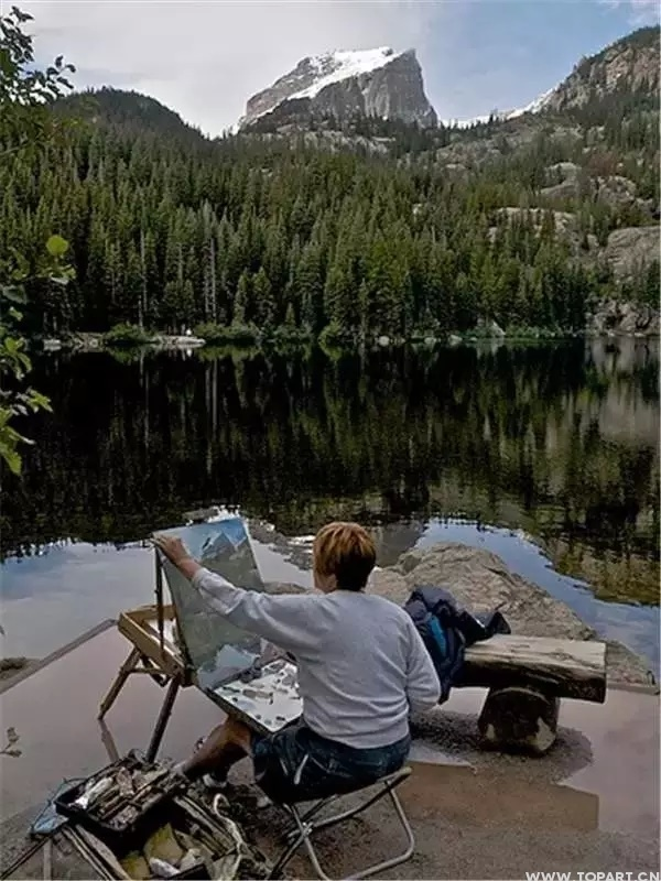 Tips for Painting Outdoors for Beginners