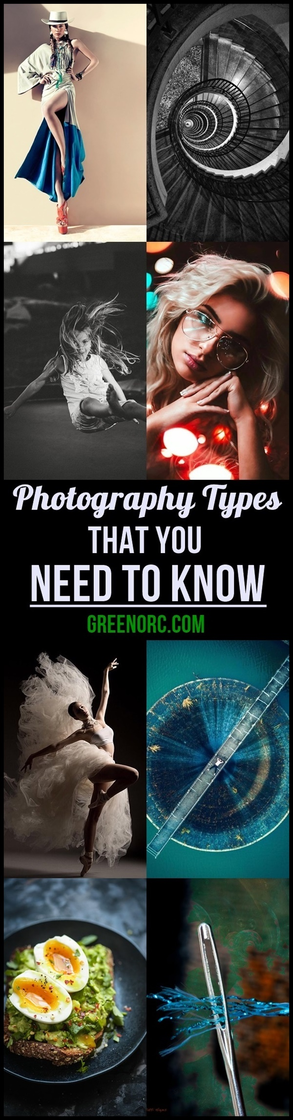 Photography Types That You Need to Know