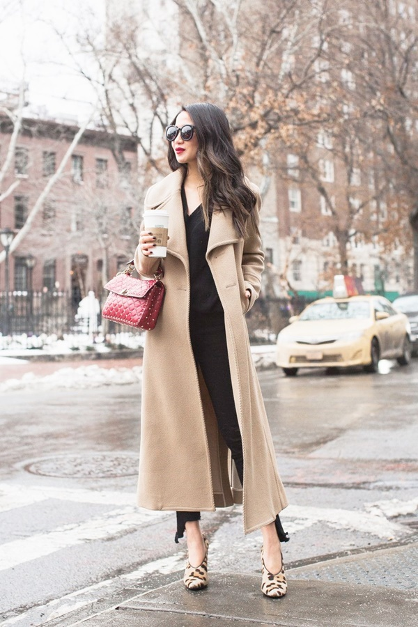 Professional Yet Simple Office Outfit Ideas for This Winter