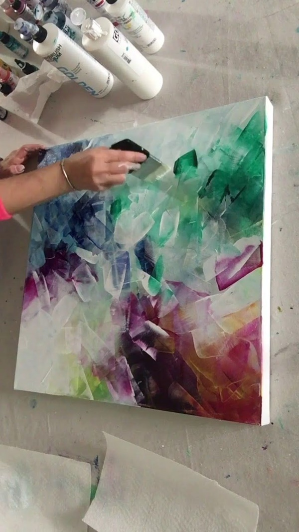 Acrylic Painting Techniques All Beginners Should Try