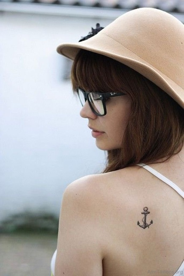 Minimalist Tattoos with Sophisticated Meaning