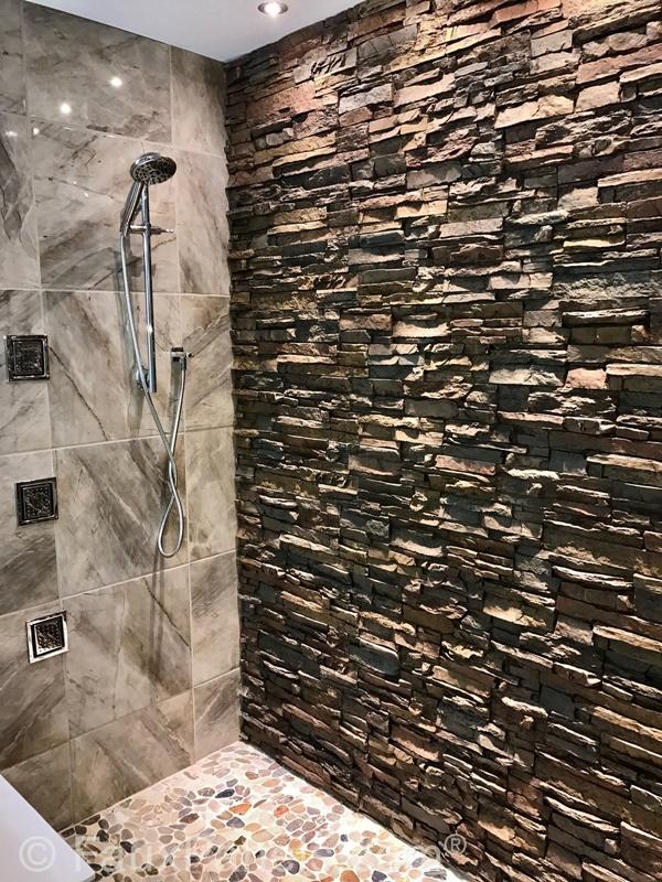 Rustic Men Cave Bathroom Ideas