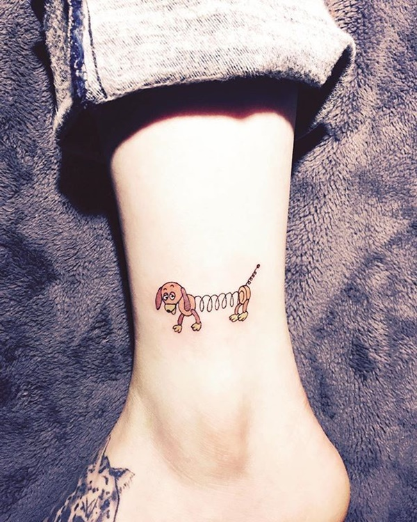 Small But Cute Meaningful Tattoos For Women
