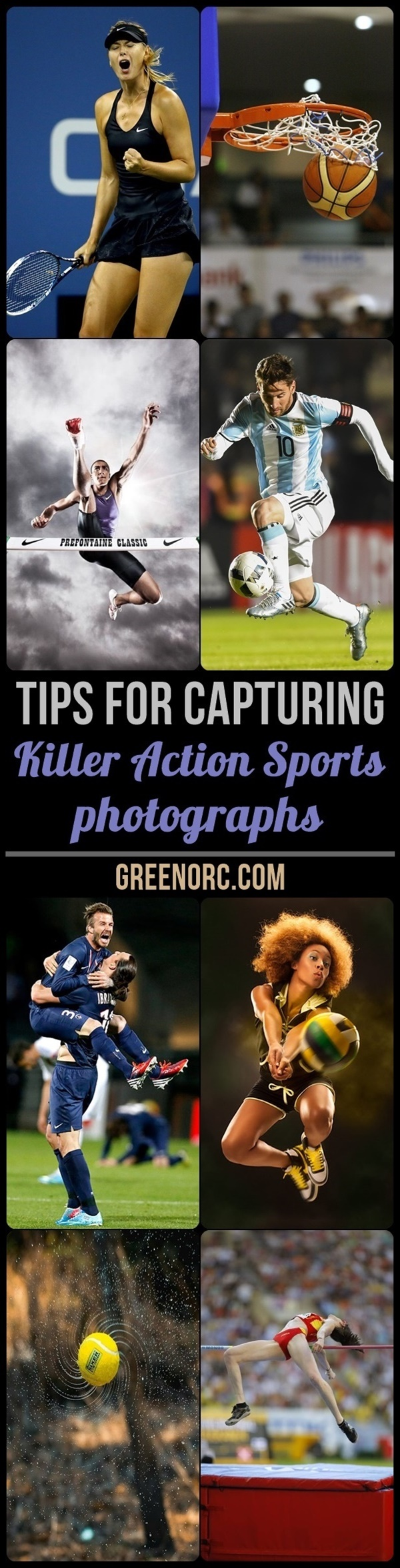 Tips For Capturing Killer Action Sports photographs