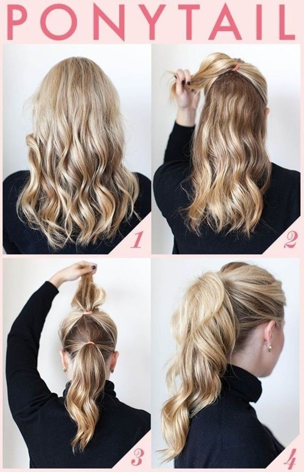 5-Minute Office Friendly Hairstyles